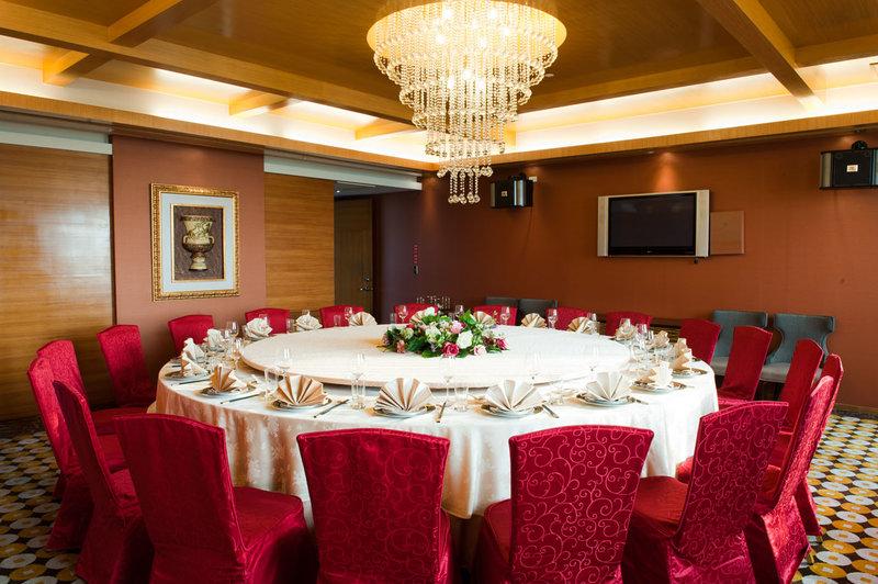 17樓紅檜軒-金鑽婚宴專案作品