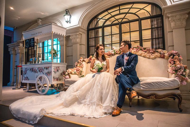奇諾影像 婚攝單雙機方案作品