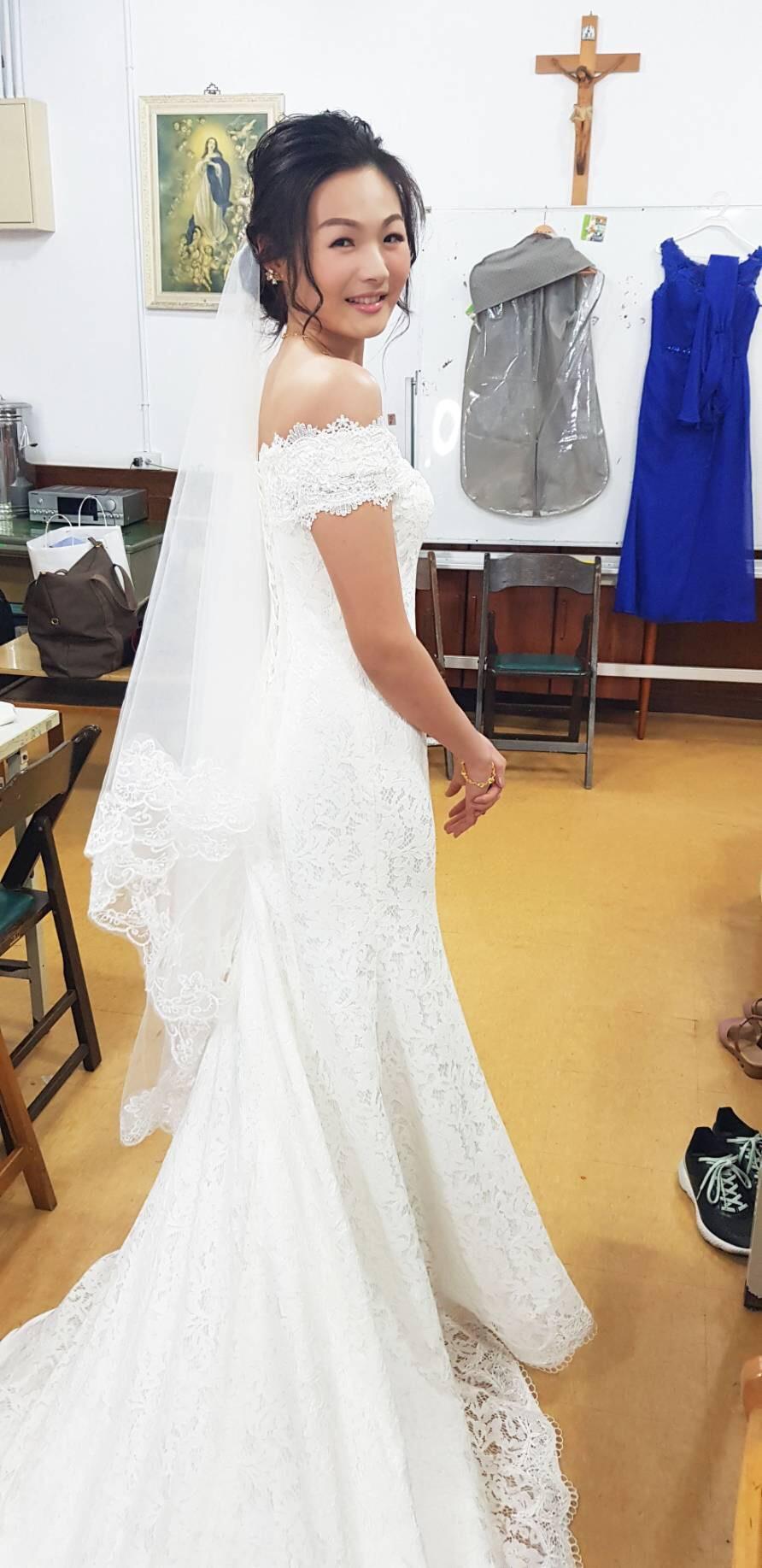 漾時尚婚禮整體造型總監蘇紹菲,鬼斧神工的技巧!!!