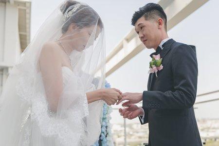 [囍] 仁孝|淑惠 婚禮紀實-萊特薇庭飯店式宴會廳