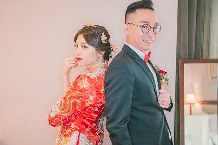 [囍] 宇|庭 婚禮紀實-員林昇財麗禧