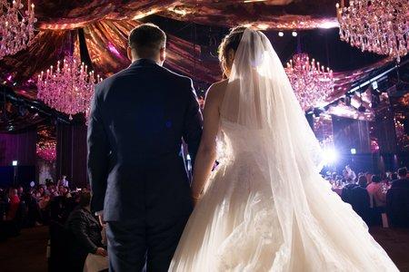錦文&佳蓉 wedding in 君品酒店