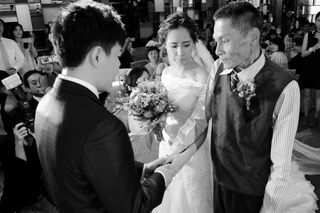 wedding in 台北福華飯店