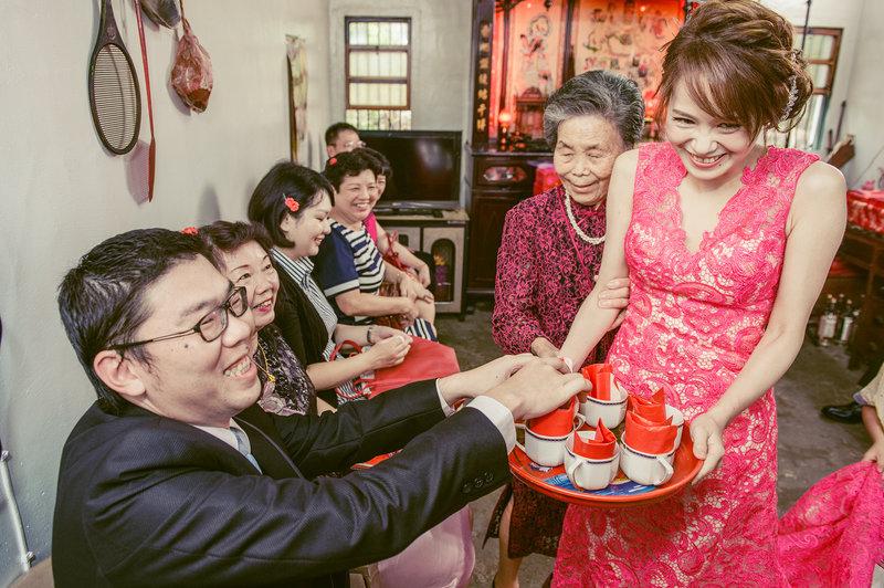 婚禮紀錄平面拍攝方案作品