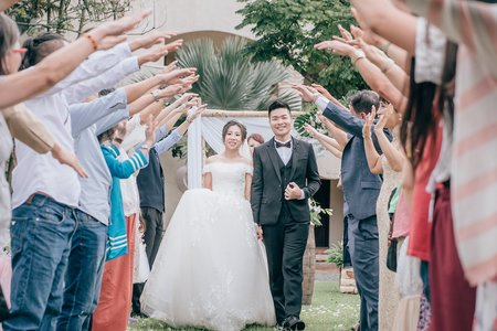 [花蓮婚禮紀錄]Andy & Annie - 理想大地