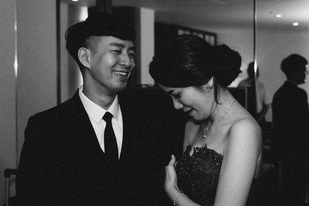 訂婚午宴 楷濬 x YIYI 婚禮平面記錄