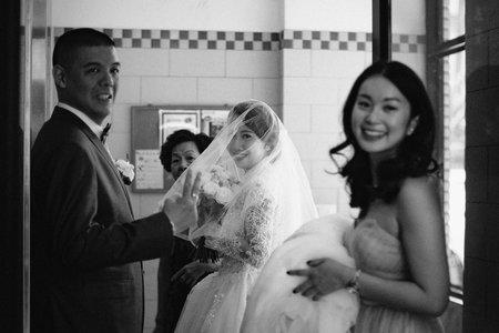雙儀式午宴 Ashley x Stanley 婚禮平面記錄