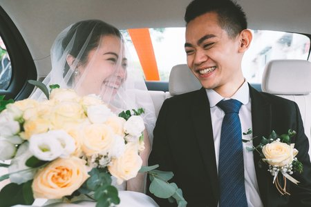 雙儀式午宴|孟倫 x 謝榕 婚禮平面紀錄