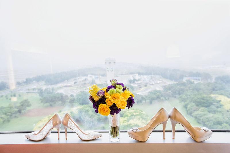 17坪新婚之夜機場景觀豪華套房住宿一晚