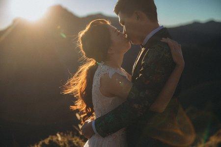 J & A 自助婚紗 pre-wedding