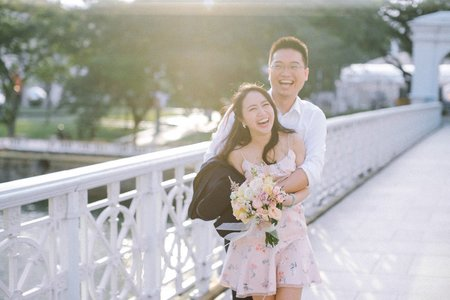 湘野&嘉綺 新加坡-The Fullerton Hotel  婚禮紀錄