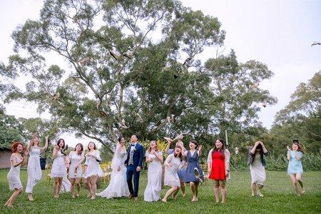 Lovina & Mike 顏氏牧場II 婚禮紀錄 wedding day