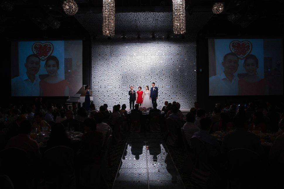2018-11-4  (201) - 瞳心尉泯 -婚禮攝影 - 結婚吧