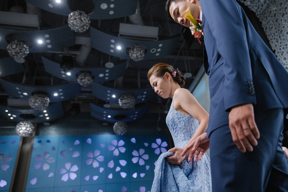 2018-11-4  (313) - 瞳心尉泯 -婚禮攝影 - 結婚吧