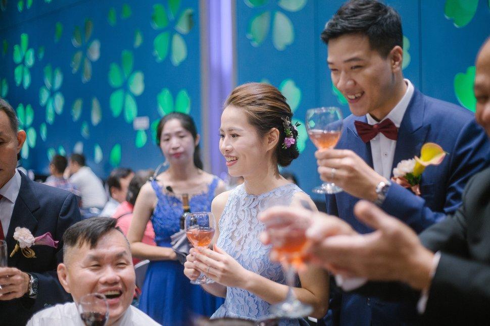 2018-11-4  (320) - 瞳心尉泯 -婚禮攝影 - 結婚吧