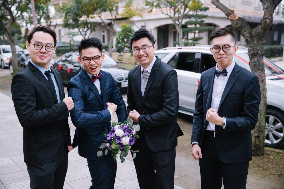 2018-12-23  (203) - 瞳心尉泯 -婚禮攝影《結婚吧》