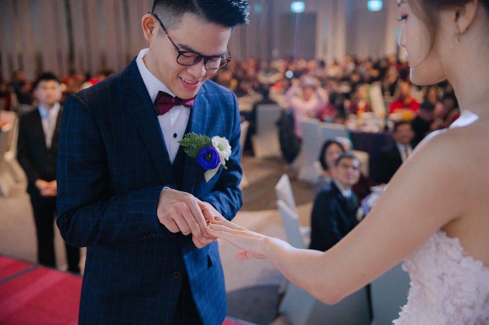2018-12-23  (564) - 瞳心尉泯 -婚禮攝影 - 結婚吧