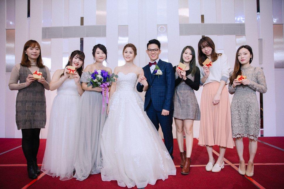 2018-12-23  (597) - 瞳心尉泯 -婚禮攝影 - 結婚吧