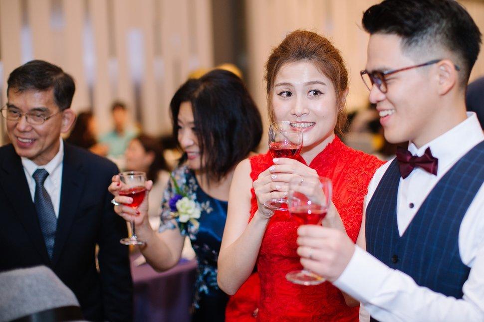 2018-12-23  (695) - 瞳心尉泯 -婚禮攝影 - 結婚吧