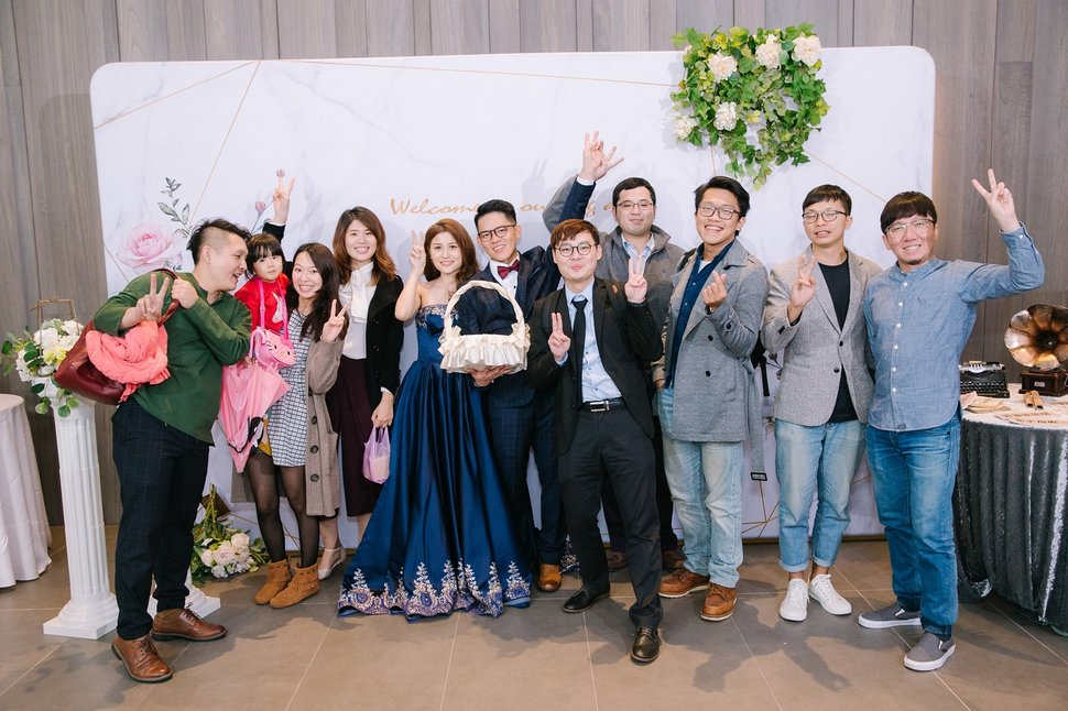 2018-12-23  (780) - 瞳心尉泯 -婚禮攝影 - 結婚吧