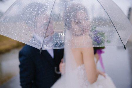 鴻夫&孟茹 桃園-南方莊園 婚禮紀錄