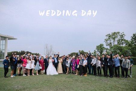 瑞億&香蓁 台中-心之芳庭 婚禮紀錄