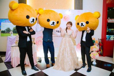 柏均&乙馨 台中-菊園日式料理 婚禮紀錄