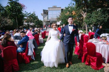 新漢&孟潔 台中-幸福莊園 婚禮紀錄