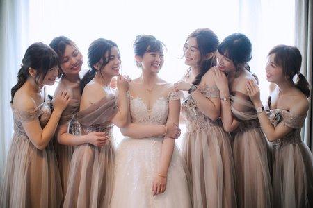 暐崙&雅喬 台中-海港城國際宴會廳 婚禮紀錄