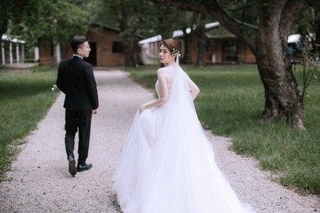 閔元&沛婕 彰化-顏氏牧場 婚禮紀錄