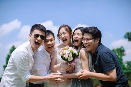 維碩&彧彧  彰化-唯愛庭園 婚禮紀錄