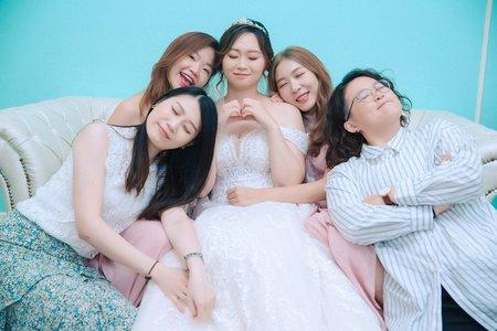 耿翊&琪雯 草屯-君庭婚宴會館 婚禮紀錄