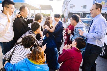 峻儒&筠喬 彰化-尚將美食 婚禮紀錄
