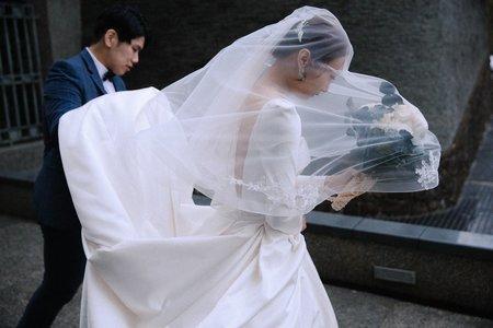 家駿&文星 鹿寮 聖家教堂 婚禮紀錄