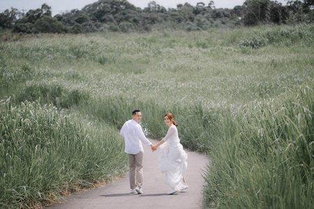 佳霖&晏瑜 自助婚紗 pre-wedding