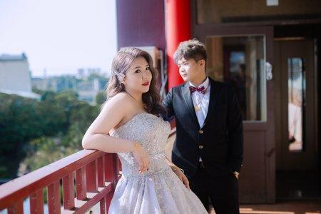 昆男&雅萍 彰化-紅樓餐廳 婚禮紀錄