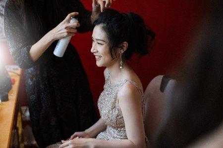 K & R 台中 The Lin 林酒店 婚禮紀錄