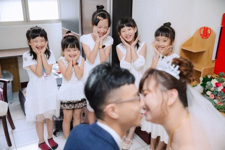 家煜&佩儒 台中-自宅 婚禮紀錄