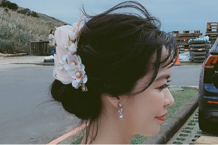 Amelia妝髮