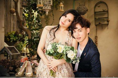 韓風婚紗外拍