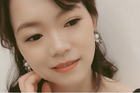 Lin Shu Ping妝髮