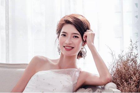 Kristine韓系+輕古典風格