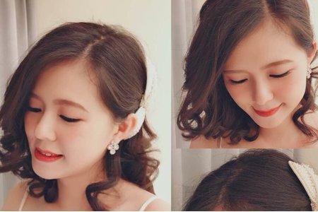 Vivian妝髮
