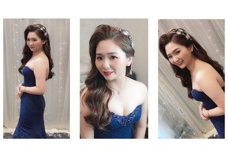 韓風捲髮造型