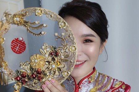 「婚禮造型紀錄」-中國風