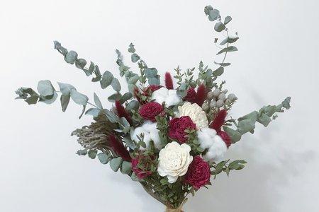 新娘專屬捧花訂製