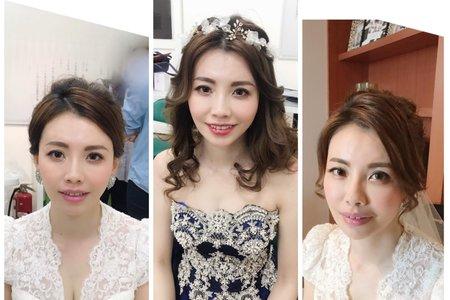 台中中港酒店迎娶 結婚三造型
