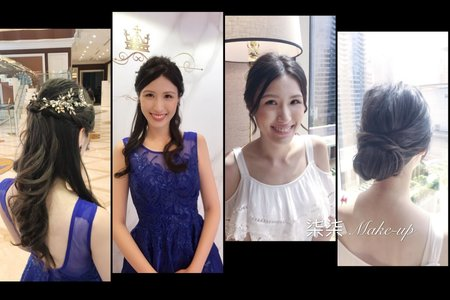 台中林皇宮二造型結婚宴