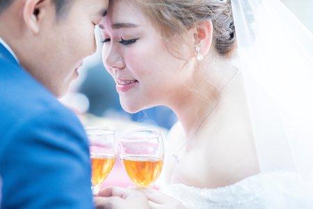 翊濠&佳瑱 台南新順里活動中心
