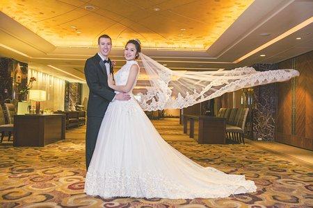 傑夫&子婕 結婚午宴